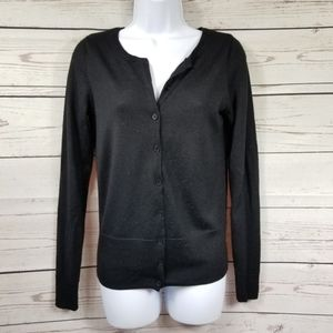 THE LIMITED wool blend button down cardigan